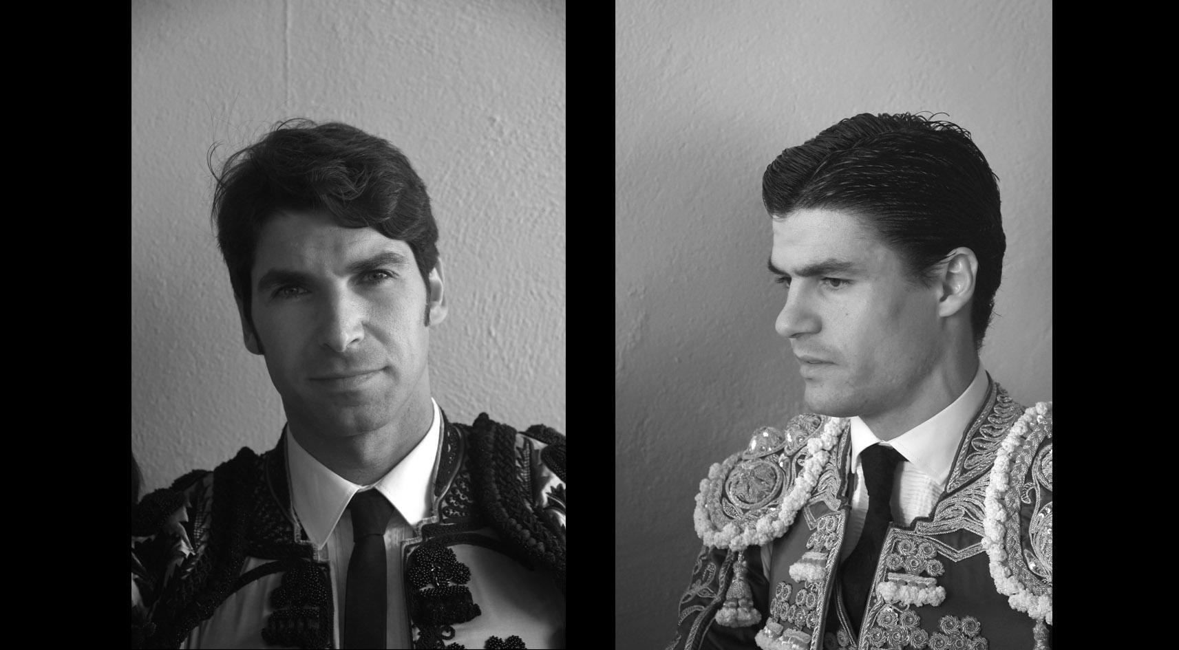 Retrato a Cayetano y Aguado
